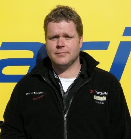 Tuner und Teamchef  Frank Brügge